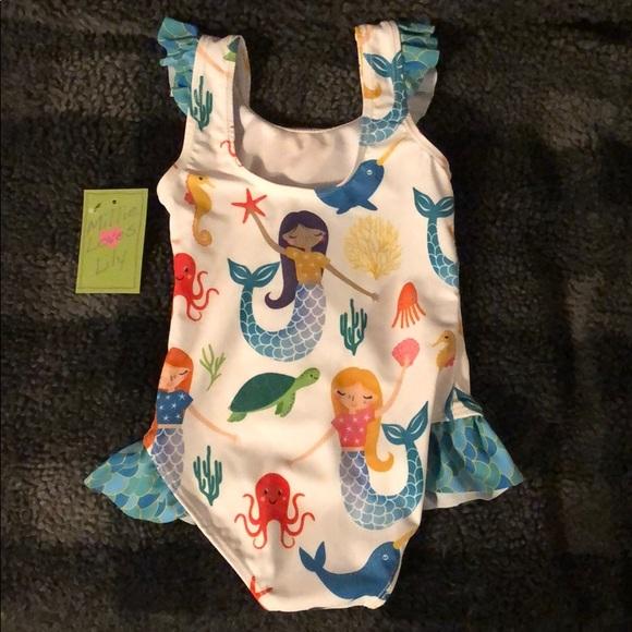 306217f6587496 Millie Loves Lily Swim | Mermaid Suit | Poshmark